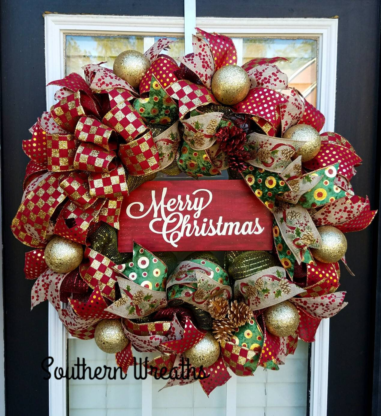 christmas door wreath rose celebration doors decorations decoration wreaths stunning ideas