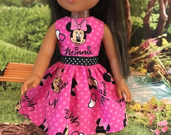 "14.5"" Minnie dress"
