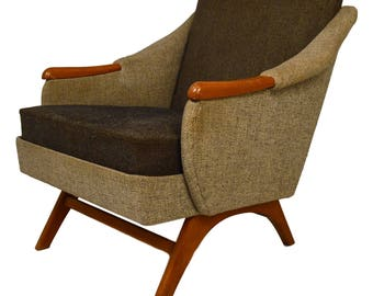Marvelous Danish Modern Lounge Chair