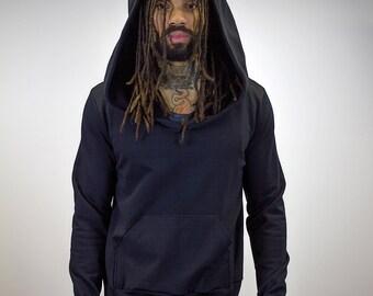 Pullover Doomlord Hooded Sweatshirt, Men's