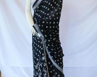 Bombay Night Sari