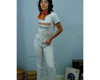 Vintage 70's Orange Tee