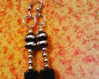 Earrings by Jukeboxx Jewelry & Crochet