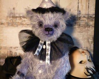 Auguste, Handmade Teddy Bear
