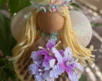 Individual Fairy Ornament