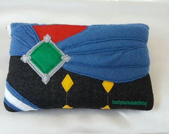 Trucy Wright Inspired 3DS XL Felt Case (Ace Attorney)