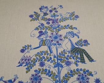 RARE Figgjo Flint Lotte Turi Tablecloth
