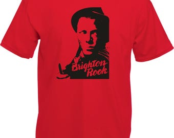 Brighton Rock T-Shirt - British Gangster Film, 1947, Cult, Various Colours