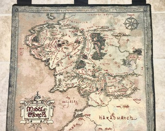 Middle Earth Tapestry Wall Hanging 28 Images Middle Earth