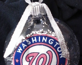Washington Nationals Ornament