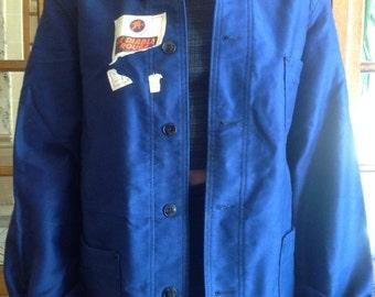 French deadstock worker jacket