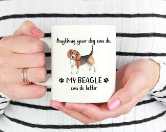 Beagle Mug, Beagle Gift, Beagle Gifts, Dog Mugs, Beagle Coffee Mug, Beagle Stuff, Beagle Lover Gift, Dog Mom Mug,Dog Mama,Funny Dog Mugs