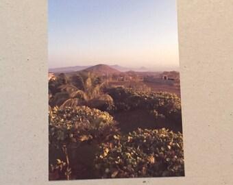 Hills of Managua, Nicaragua