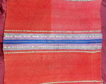 Peruvian Indian weave
