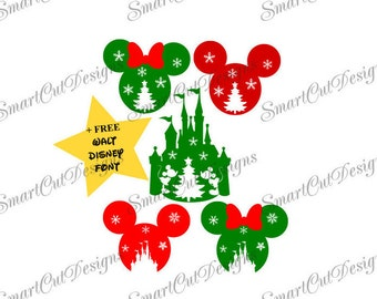 50%OFF Mickey And Minnie Disney Castle Monogram SVG,Studio 3,Mickey Mouse Free Alphabet SVG,Disney Christmas Kids T-Shirt Decal,Kids Iron On