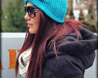 Headwarmer - knit - headband - earwarmer