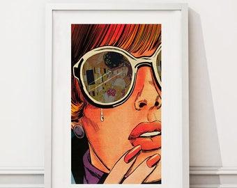 Klimt The KISS/Pop Art