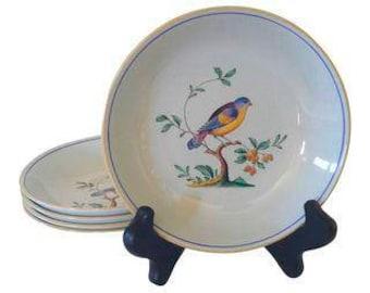 Spode Queen's Bird Bowls - Set of 5