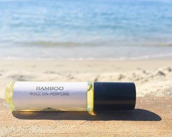 BAMBOO || Roll on Perfume || Long lasting perfume || vegan perfume oil