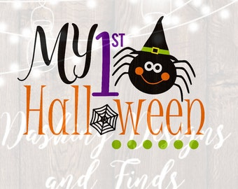 my first halloween etsy - Halloween My Picture
