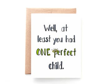 One Perfect Child