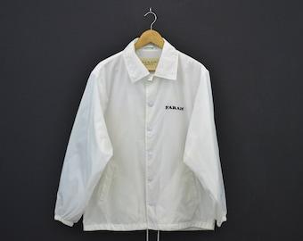 Farah Windbreaker Vintage Farah Coach Jacket Mens Size S/M