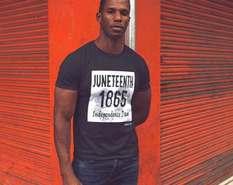 Juneteenth T-Shirt African-American T-Shirt Afrocentric Clothing African Clothing Melanin Magic Black Pride Civil Rights Black History HBCU