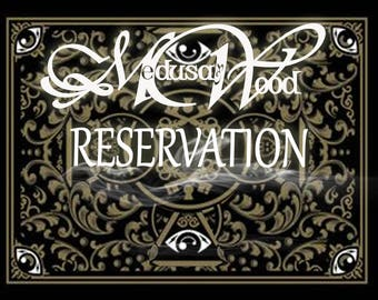 RESERVATION -Buy some time.