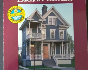 Victorian Dream Homes , 1991 , 160 Plans for Victorian and Farmhouses , 3 Master Designers