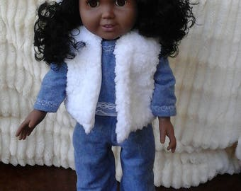 18 inch doll and outfit