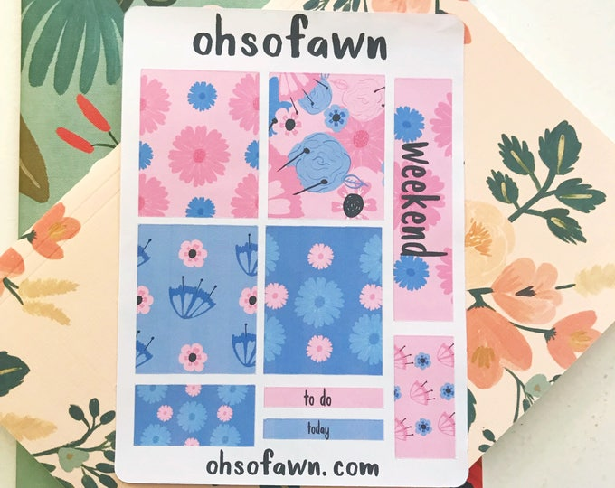 Floral Pop Mini Kit