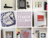 Tenner Tuesday specials