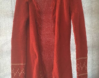 Vintage Free People Cardigan