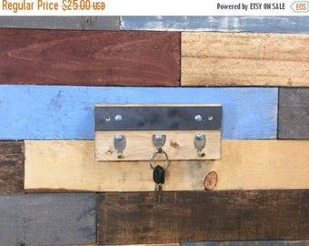10% OFF Industrial Key Holder, Repurposed Keys, Upcyled, Car Keys Holder, Keys Rack, Key Hooks, Industrial Style