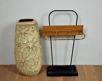 Vintage umbrella stand | West Germany | 60s | mid century modern