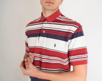 Vintage Ralph Lauren Polo T-Shirt Size S (2805)
