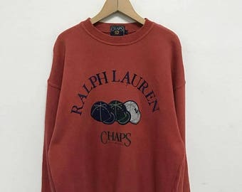 20% OFF Vintage Chaps Ralph Lauren Embroidery Big Logo/Ralph Lauren Clothing/Polo Ralph Lauren