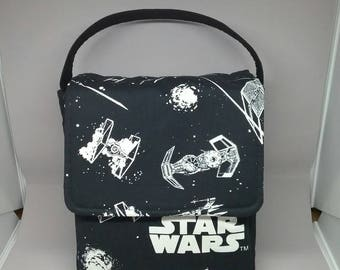 Insulated Lunch Bag, Glow-in-the-Dark Star Wars