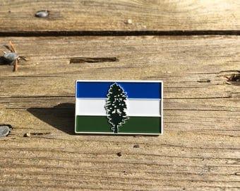 Cascadia Pin