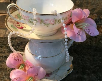 Teacup Tea Pary Centerpiece / Mad Hatter / Alice in Wonderland
