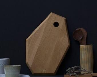 Click Oak Chopping Board by Konk!  - Handmade Serving Board