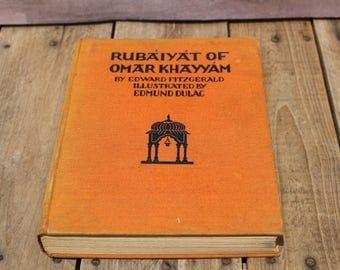 Rubaiyat of Omar Khayyam - Edward Fitzgerald (1930) - First Edition