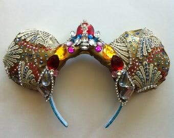 Golden Arabian Princess Mickey Ears
