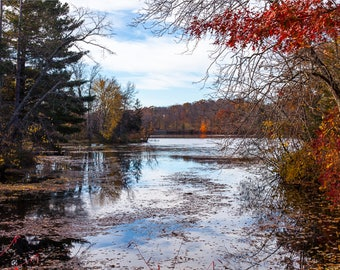 OLD ABE LAKE 3 | modern fine art photography blank note cards custom books interior wall decor affordable pictures –Rick Graves