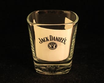Jack Daniels High Ball Rocks Glass