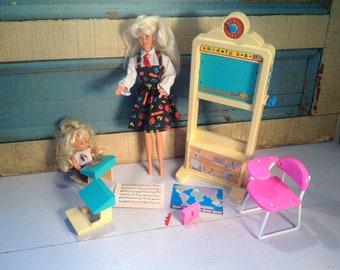 Vintage Barbie 1995 teacher