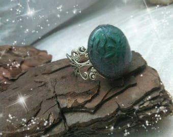 Ring polymer clay