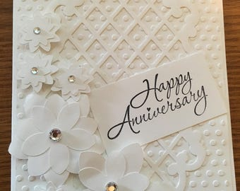Anniversary card with envelope