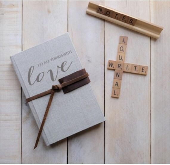 Custom Bible Verse Journal
