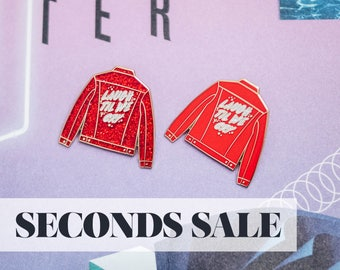 SECONDS SALE - B Grade Pins - Please Read Description